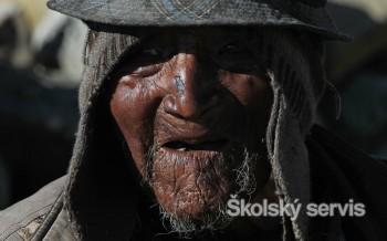 Carmelo Flores Laura - najstarší muž sveta má 123 rokov