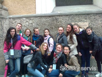 Gymnazisti zo Žiliny boli v Salzburgu na turíčnom víkende 68e6ac47c85