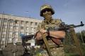 Rusko si chce vytvoriť pozemný koridor na Krym, tvrdí Kyjev