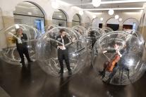 Umenie v bubline