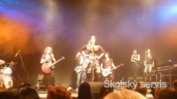 Slovenskí fanúšikovia sa dočkali, Ewa Farna koncertovala na Slovensku