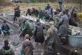 Budúci chovatelia rýb z Ivanky praxovali na jesennom výlove kaprov