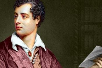 Gordon Byron svojím dielom výrazne ovplyvnil literárny romantizmus