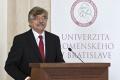 K. MIČIETA: Sme solidárni s kolegami na tureckých univerzitách