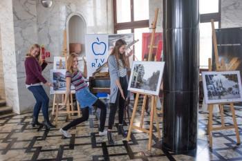 Kultúrno-historické objekty Žiliny a okolia očami mladých fotografov