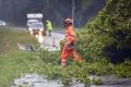 Česko potrápila silná búrka. Extrémy počasia pocítili aj v Nemecku