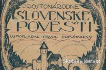 Slovenská národná knižnica zdigitalizovala povesti, porekadlá i bájky