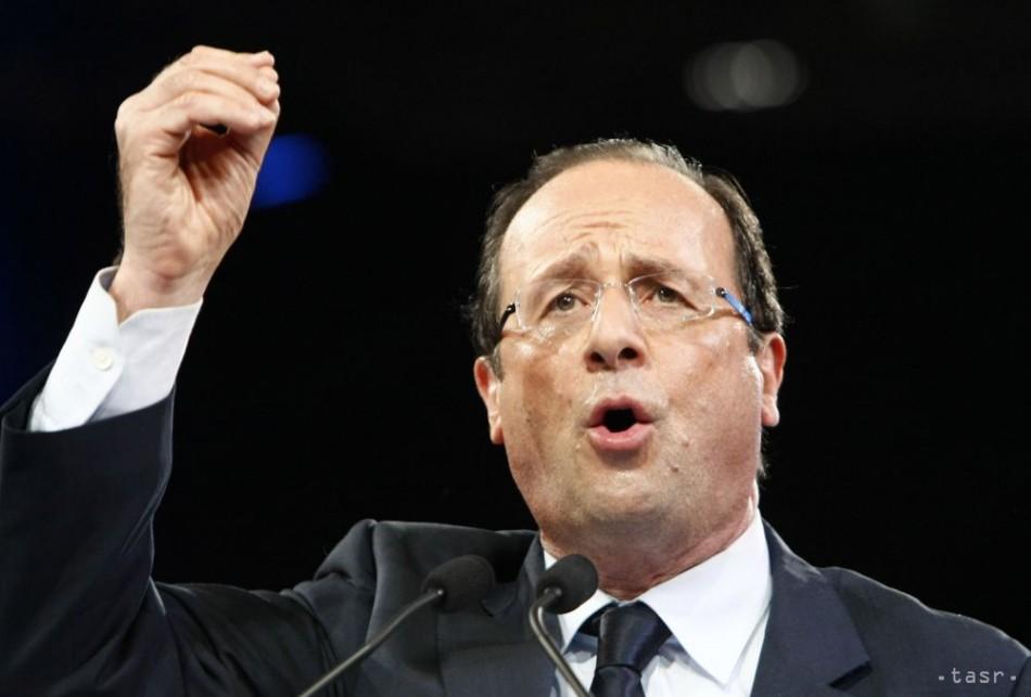 Hollande vyzval Rusko, aby prestalo kryť sýrskeho prezidenta Asada