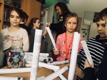 Nadané deti objavili skrytú silu papiera