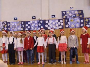 Mikuláš bol aj u nás v škole - ZŠ sv. Jána Krstiteľa Spišské Vlachy