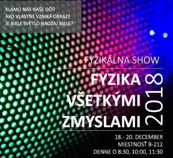 Nitra: UKF pripravila pre žiakov vedeckú šou, venovaná bude zraku