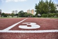 Samospráva Petržalky otvorila druhú rekonštruovanú atletickú dráhu