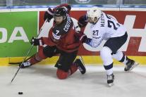 hokej, Kanada, USA