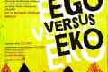 Témou výtvarnej súťaže je stvárniť vzťah Ego verzus eko