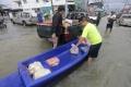 Nezvyčajne silné lejaky a záplavy v Thajsku usmrtili najmenej 43 obetí