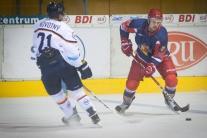 Prípravný zápas HKM Zvolen - HC Košice