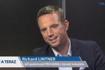 Richard Lintner:O Slovane, projekte v Dubaji i predmoderných ponožkách