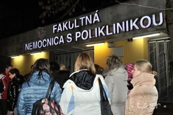 Vedenie FNsP v Žiline s odborármi o návrate sestier nerokovalo