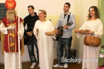 Mikulášske oslavy v OA Šurany