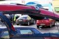 Pri hromadnej zrážke troch áut vyhasol život 43-ročnej spolujazdkyne