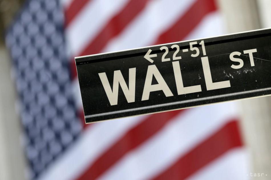 a92d7e30b V piatok stanovovali na Wall Street rekordy len technologické indexy