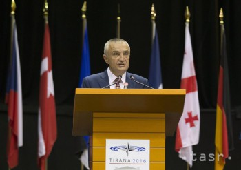 Nový albánsky prezident Ilir Meta sa ujal funkcie