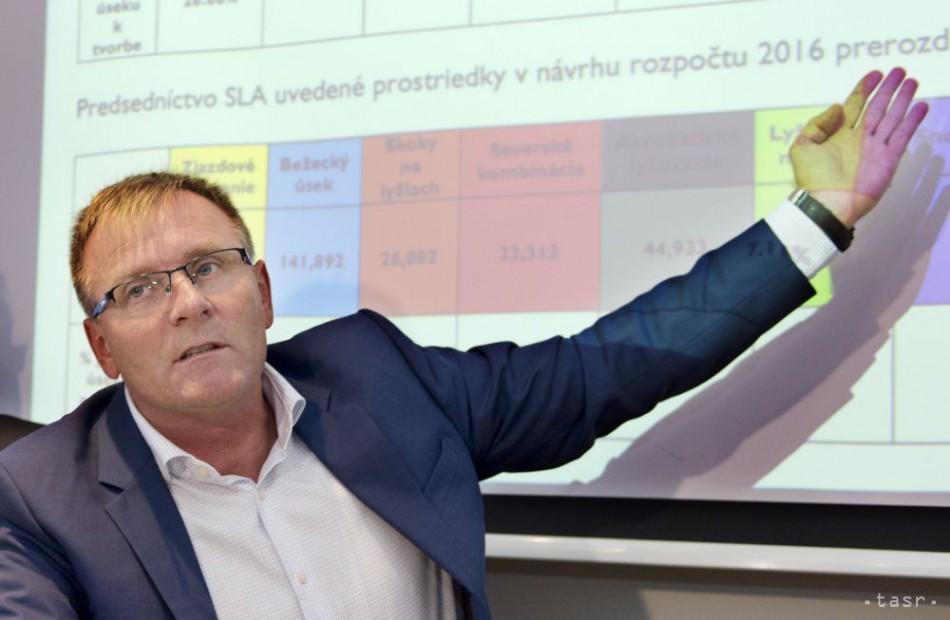 Repka odstúpil z postu prezidenta Slovenskej lyžiarskej asosciácie
