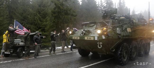 f7bcf6e03 Slovenskom prejde americký vojenský konvoj. Bude mať vyše 100 vozidiel -  24hod.sk
