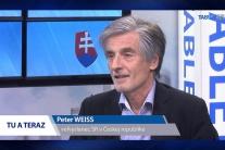 P. WEISS: Slovenská republika nevznikla v roku 1993