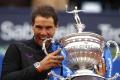 Nadal zdolal Thiema a turnaj v Barcelone vyhral jubilejný desiatykrát