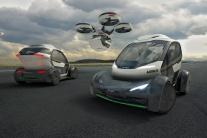 Pripevnili auto na dron a ukázali, ako bude vyzerať budúcnosť dopravy