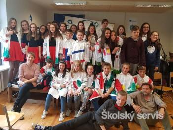 Stretnutie v Estónsku v rámci projektu Erasmus+