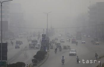 Najtoxickejšie ovzdušie majú v Indii, viditeľnosť je pri smogu mizivá