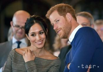 Britský princ Harry so snúbenicou Meghan navštívili Severné Írsko