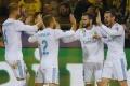 LIGA MAJSTROV:Hamšíkov Neapol zdolal Feyenoord,Real vyhral v Dortmunde