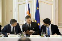 Smer-SD povedie do volieb R. Fico, R. Kaliňák a P. Pellegrini
