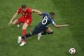 Mbappe sa zranil v prípravnom zápase s Uruguajom