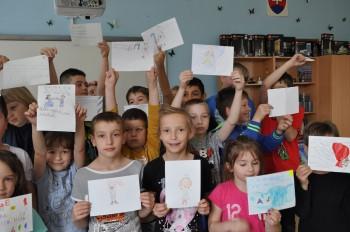 Prešovské deti pripravili prekvapenie pre Juraja Jakubiska