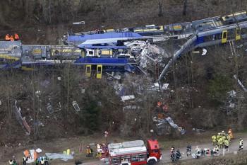 V Nemecku objavili poslednú, jedenástu obeť železničného nešťastia