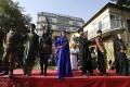 Módna prehliadka v Afganistane: Modeli predvádzali tradičné oblečenie