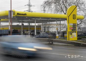 Podľa štatistického úradu sa ceny pohonných látok v 33. týždni zvýšili