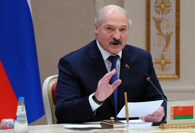 Lukašenko tvrdo skritizoval reprezentáciu za výkony na hokejových MS