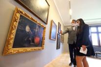 Otvorenie stálej expozície Dominika Skuteckého