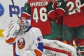 Halák sa vracia do prvého tímu Islanders, nastúpi možno cez víkend