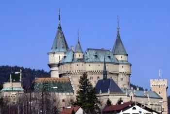 Bojnice a Spiš sa dostali do dvadsaťpäťky najkrajších hradov Európy