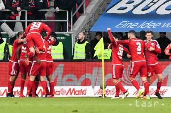 Ingolstadt pripravil Lipsku prvú prehru.Bayern novým lídrom bundesligy