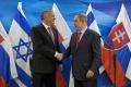 A. Kiska sa stretol s izraelským premiérom, rokovali o bezpečnosti