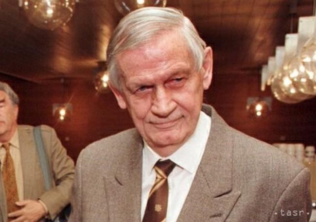 Nestor slovenskej žurnalistiky Roman Kaliský sa narodil pred 95 rokmi