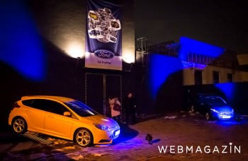 Novinky z dielne Ford: Zlepšili dizajn, ale aj technológie
