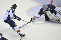 Šieste finále hokejovej extraligy Slovan - Košice